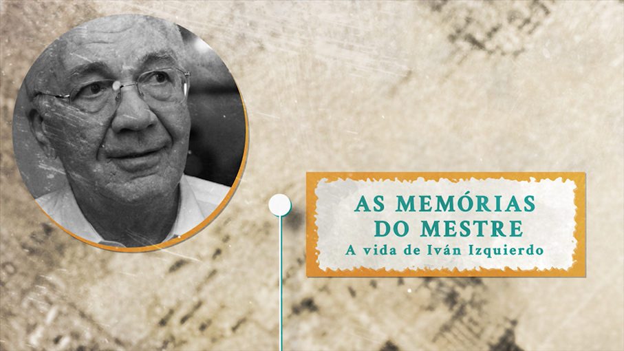 Documentárioreforça legado deixado peloprofessorIvan Izquierdo