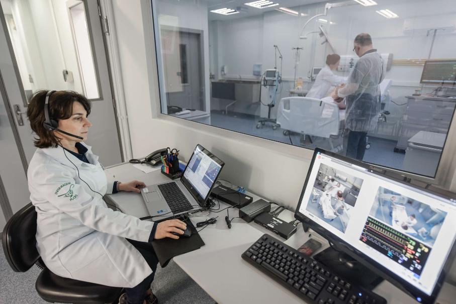 Laboratório de Engenharia de Usabilidade de Produtos para a Saúde