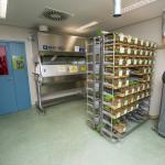 Sala de manutenção de camundongos