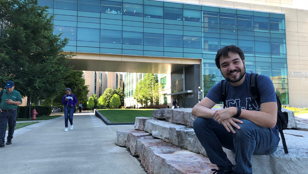 PUCRS' PhD student research digital transformation and journalism in USA
