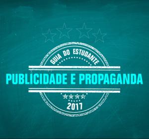 Guia do Estudante Abril - Publicidades e Propaganda 5 estrelas