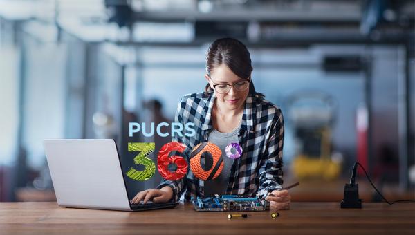 PUCRS 360º apresenta a Universidade em transformação