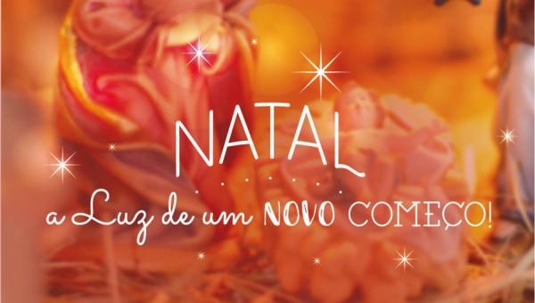 Feliz Natal e um Ano-Novo repleto de dádivas e realizações!