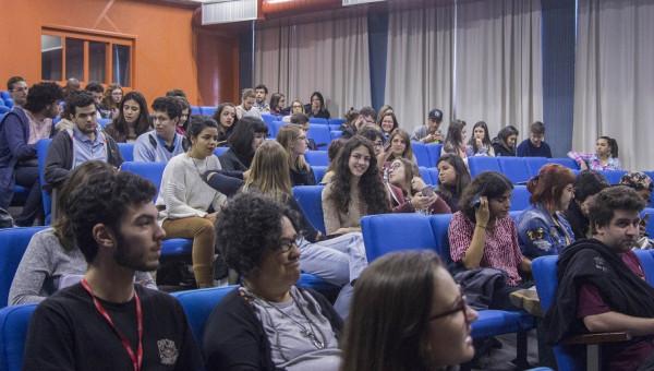 Referências da Comunicação abrem ano letivo na Universidade
