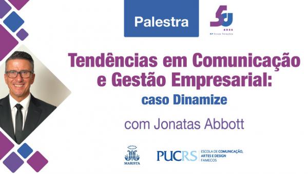 Aula inaugural discute a comunicação na gestão empresarial