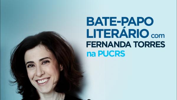 Fernanda Torres faz bate-papo na Universidade