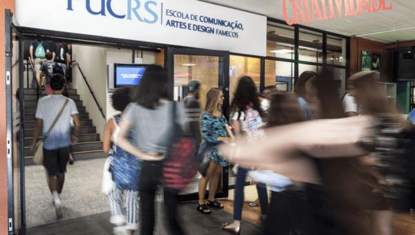 Escola de Comunicação, Artes e Design – Famecos oferece bolsa PNPD