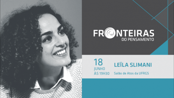 Leïla Slimani é próxima conferencista no Fronteiras do Pensamento