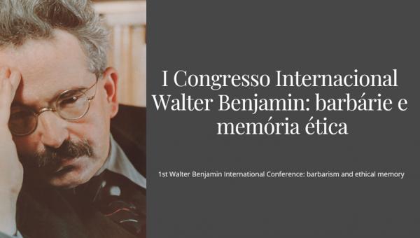 PUCRS é sede de congresso internacional dedicado ao filósofo Walter Benjamin