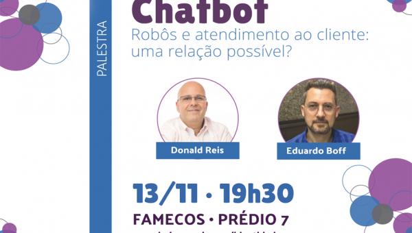 Donald Reis e Eduardo Boff discutem tecnologias de atendimento ao cliente