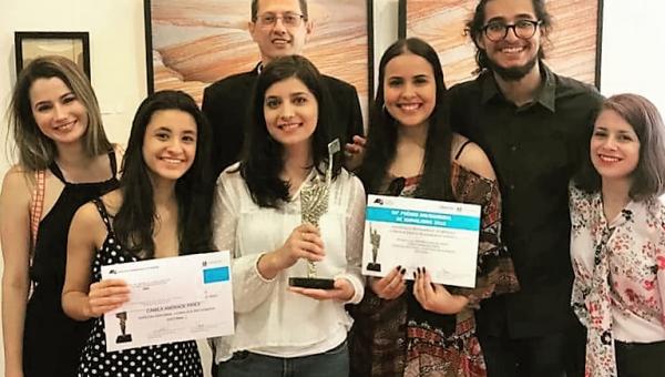Estudantes da Famecos conquistam Prêmio ARI de Jornalismo Universitário 2018