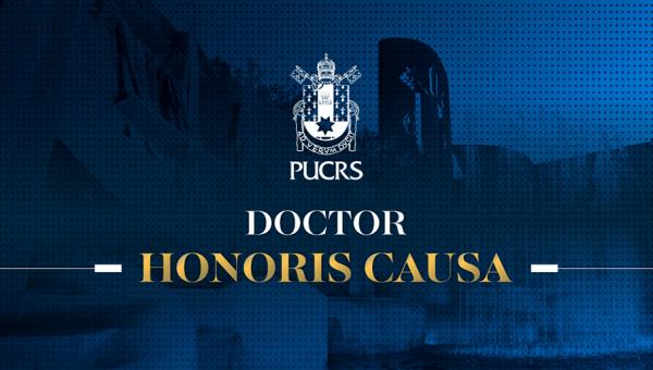 Professor Lamartine Pereira da Costa recebe Honoris Causa
