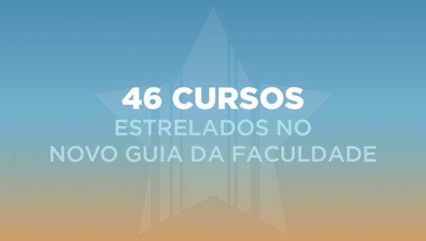 PUCRS é destaque nacional com 46 cursos estrelados no novo Guia da Faculdade