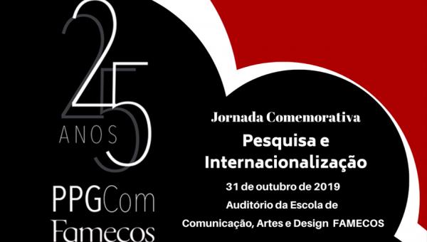 Programa de Pós-Graduação em Comunicação da PUCRS completa 25 anos de história