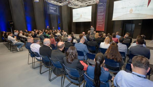 Estrutura completa do Tecna é oficialmente inaugurada