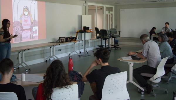 Alunos do curso de Design criam produtos reais a partir de materiais reutilizáveis