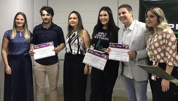 Alunos da Famecos conquistam prêmio promovido pela Defensoria Pública do estado