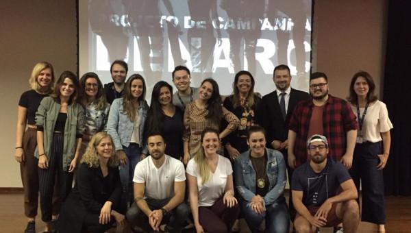 #PreenchaSeuVazio: alunos da Famecos criam campanha contra o uso de drogas