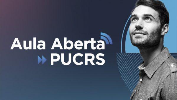 Participe de aulas abertas gratuitas com professores da PUCRS