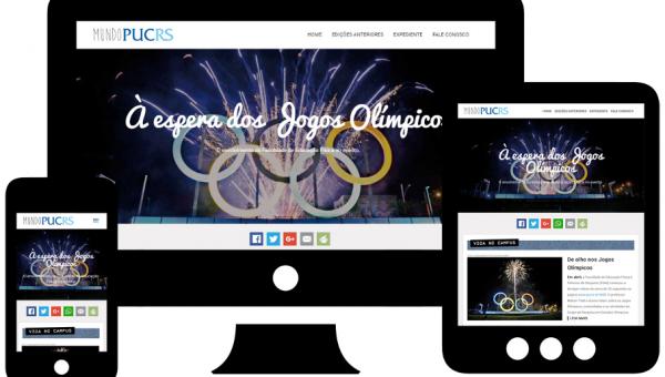 Revista Mundo PUCRS ganha novo site