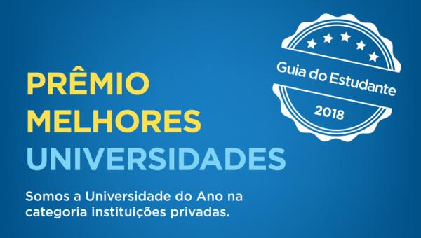 PUCRS é a Universidade do Ano entre as instituições privadas