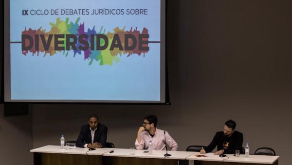 Ciclo de Debates Jurídicos reflete sobre Diversidade