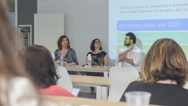 Pouco uso de dados e leis defasadas: workshop analisa a segurança pública no país
