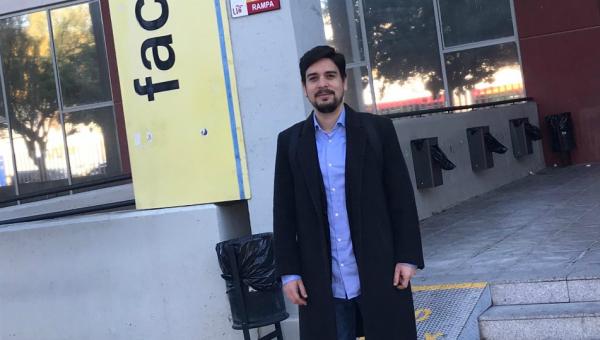 Parceria com a Universidad de Sevilla e Andalucía Tech se fortalece