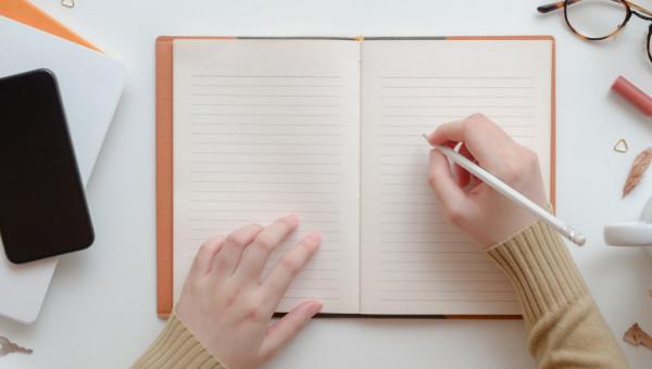 5 dicas: como começar a escrever