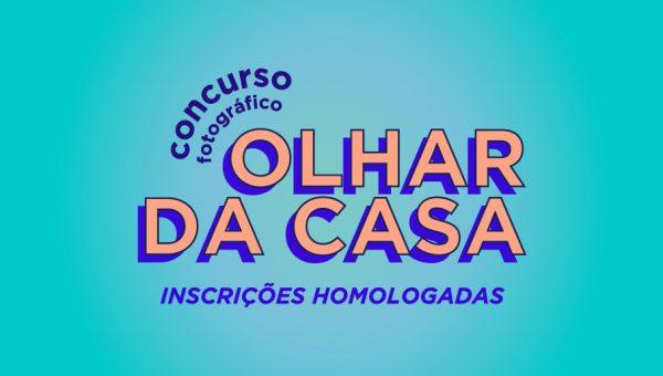 Confira as inscrições homologadas no concurso fotográfico Olhar da Casa