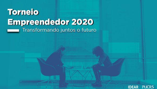 Transformando juntos o futuro: últimos dias para se inscrever no Torneio Empreendedor