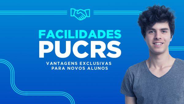 PUCRS oferece pacote de benefícios exclusivos para Transferência, Ingresso de diplomado e Vestibular