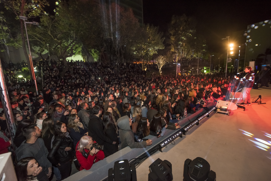 Opening of Cultura Square under the movement PUCRS 360° – University in Transformation
