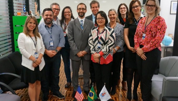 Long-standing partnership with General Consulate of United States of America in São Paulo