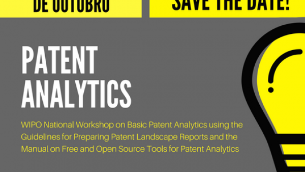 WIPO National Workshop on Basic Patent Analytics