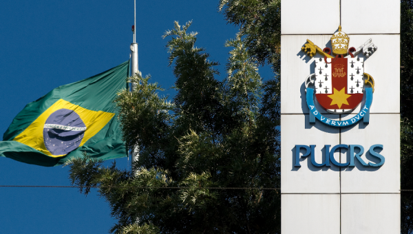 PUCRS is among the ten best universities in the country