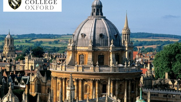 Clotet will be Visiting Fellow at Exeter College of Oxford University
