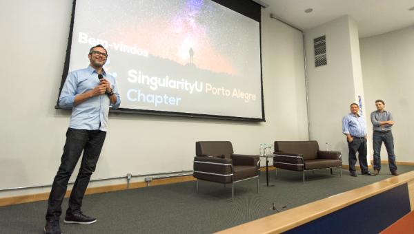 Tecnopuc event marks the opening of SingulartityU in Porto Alegre