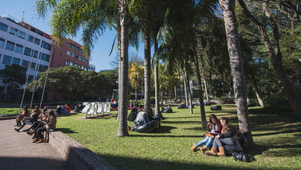 PUCRS ranking among the best universities in Brazil in QS ranking
