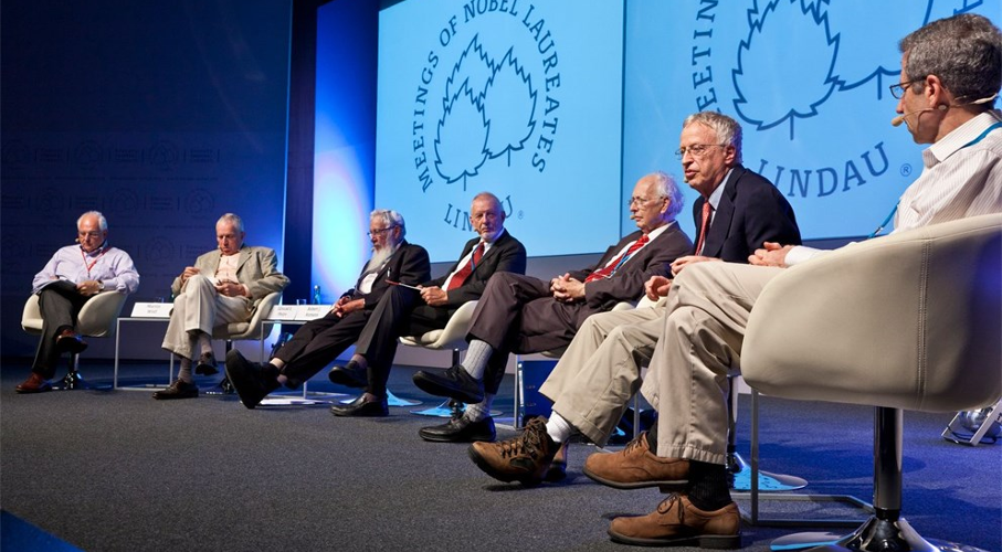 4th Lindau Meeting on economic sciences, 2011 - Plenary Panel Discussion