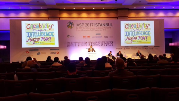 Tecnopuc joins IASP's 34th World Conference