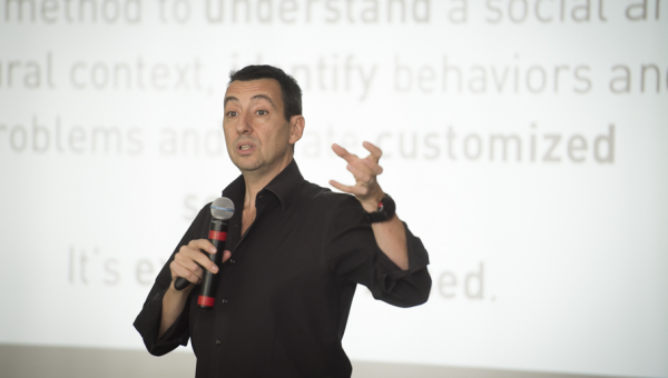 MIT Professor talks about trends in mobile technology