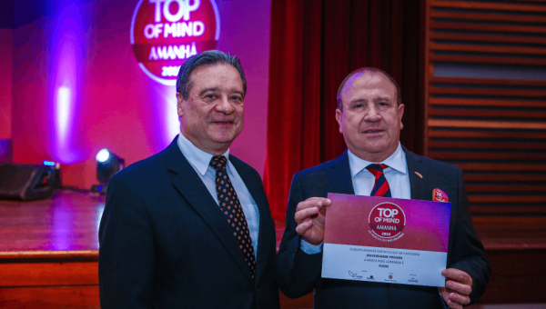 PUCRS and MCT win Top Of Mind award 2018