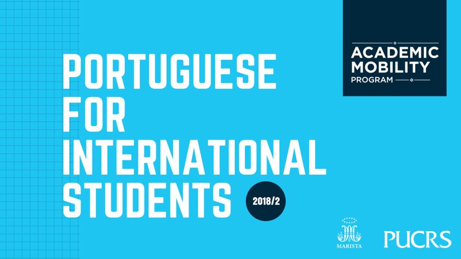 Portuguese language program