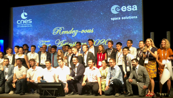 PUCRS made it to finals of ActinSpace
