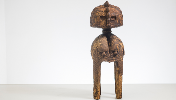 18th Century Nimba Goddess statue found in RS