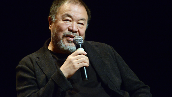 Ai Weiwei and art with a pinch of rebellion and irreverence