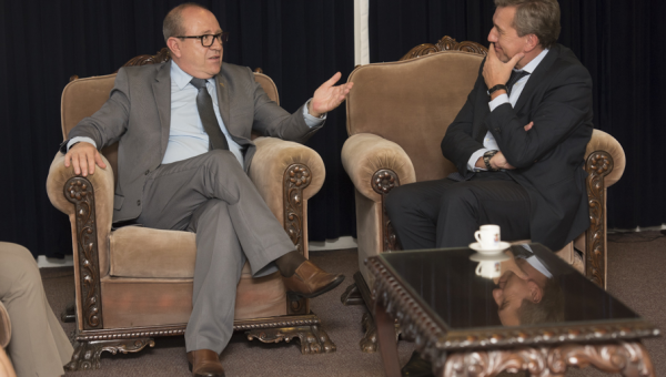 Italian Consul discusses joint actions in research and culture at PUCRS