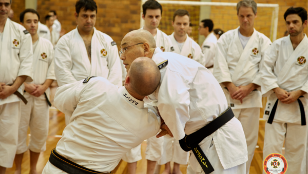 PUCRS' Shorinji Kempo team takes part in international event