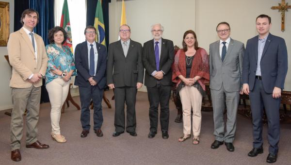 Universidad de la Frontera seeks cooperation in health studies